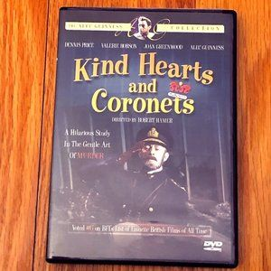Kind Hearts And Coronets DVD, DVD